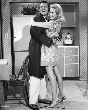 Liz and Dick York