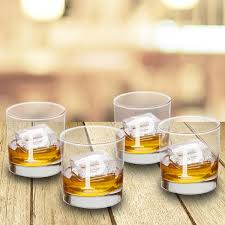 Lowball Drinking Glasses