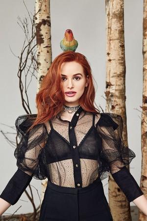 Madelaine Petsch ~ Cosmopolitan ~ October 2019