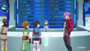 Yukki, Riku And Magee