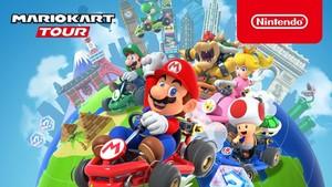 Mario Kart Tour 2019