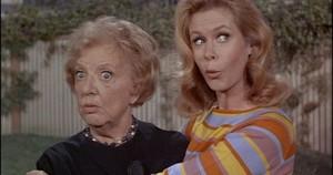 Marion Lorne and Liz