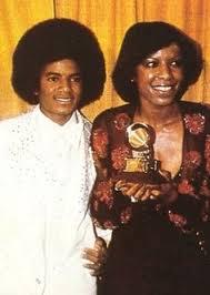 Michael Jackson And Natalie Cole