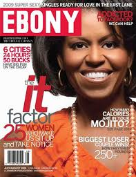 Michelle Obama On The Cover Of Ebony