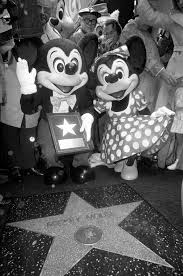 Mickey Mouse 1978 Walk Of Fame Induction Ceremony