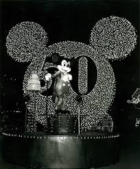 Mickey мышь 50th Birthday Celebration 1978