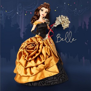 Midnight Masquerade Designer Collection Belle
