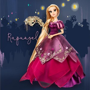 Midnight Masquerade Designer Collection Rapunzel