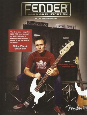 Mike Dirnt❤️💋