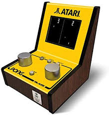 Mini Pong Video Game