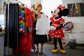 Minnie In New York For Fashion Week