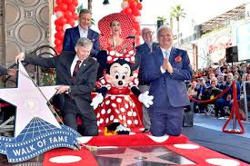 Minnie ratón 2018 Walk Of Fame Induction Ceremony