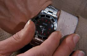 Multipurpose Wristwatch Live And Let Die