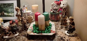 My krisimasi Decorations ❤️🎄🎅🏻💚