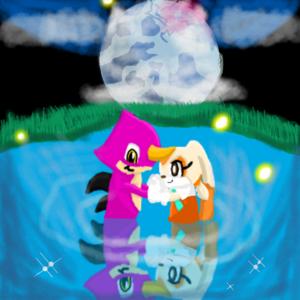 My seconde espio x cream art