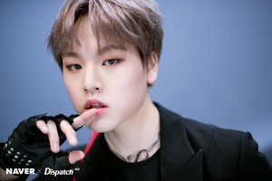 "Nam Dohyun ""FLASH"" promotion photoshoot door Naver x Dispatch"