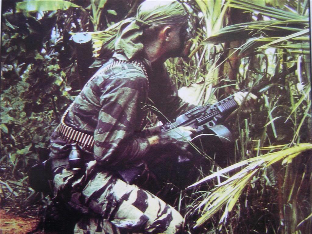 Navy Seal in Vietnam