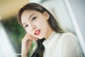 "Nayeon ""Feel Special"" promotion photoshoot door Naver x Dispatch"