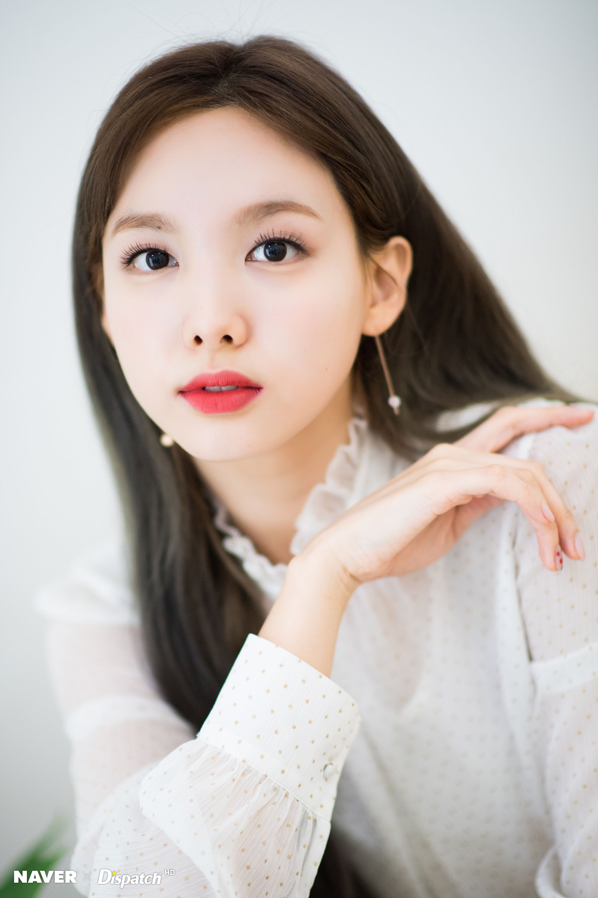 """Nayeon """"Feel Special"""" promotion photoshoot by Naver x Dispatch"""