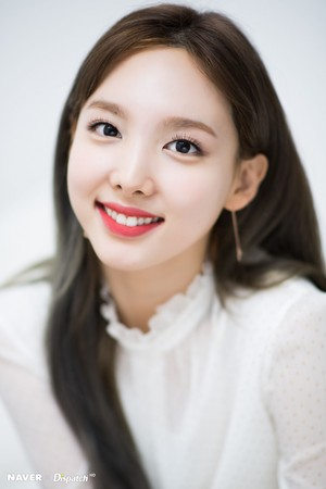 "Nayeon ""Feel Special"" promotion photoshoot by Naver x Dispatch"