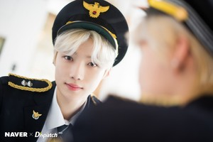 "New ""Right Here"" promotion photoshoot by Naver x Dispatch"