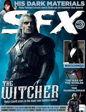 New issue of SFX magazine out now featuring Netflix's The Witcher