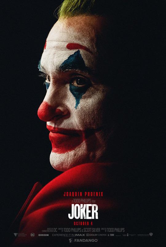 New posters for Joker (2019)
