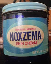 Noxzema Medicated Skin Cream