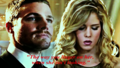 Oliver and Felicity Wallpaper - iceprincess7492 wallpaper