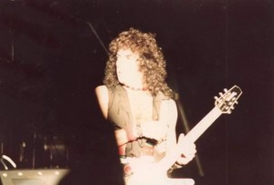 Paul ~Clermont-Ferrand, France...October 19, 1983 (Lick it Up Tour)