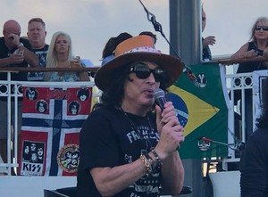 Paul -KISS KRUISE IX ~Miami, Florida...October 30, 2019