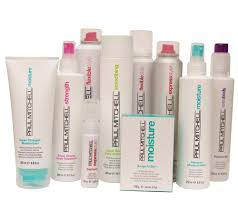 Paul Mitchell Haircare Line
