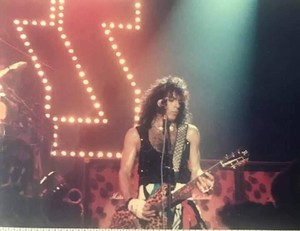 Paul ~Munich, Germany...October 18, 1984 (Animalize World Tour)