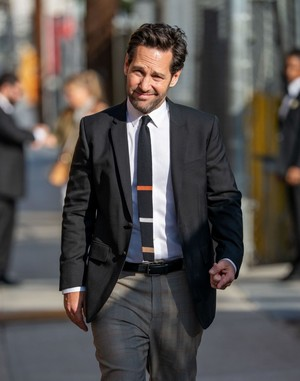 Paul Rudd - Los Angeles, California - October 17, 2019