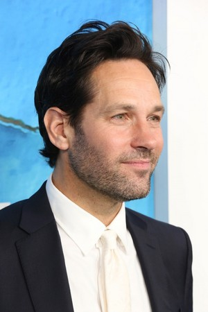 Paul Rudd at the premier of Living With Yourself (October 16, 2019)