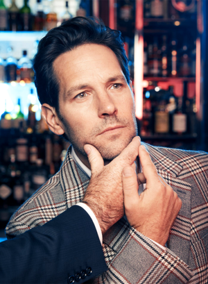 Paul Rudd by Matt Holyoak for Shortlist Magazine