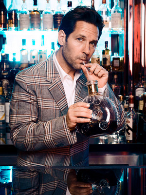 Paul Rudd par Matt Holyoak for Shortlist Magazine