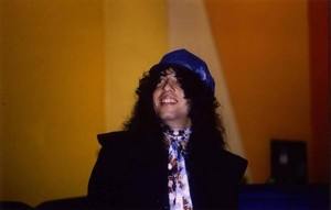 Paul Stanley of Kiss (Bell Sound Studios) November 13, 1973