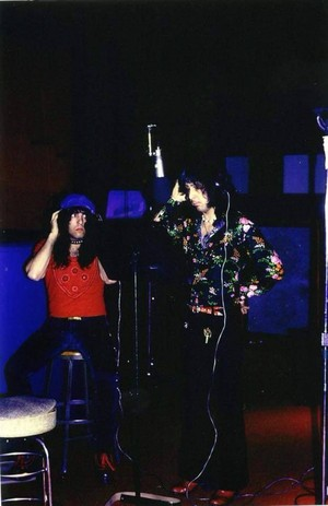 Paul and Peter (Bell Sound Studios) November 13, 1973