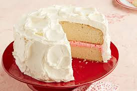 Peppermint Crunch Cake
