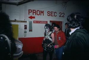 Peter ~Detroit, Michigan...January 20-21, 1978 (Alive II Tour)