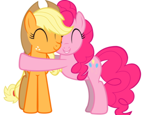 pony Hugs For Du