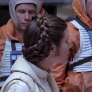 Princess Leia Organa -Hair styles