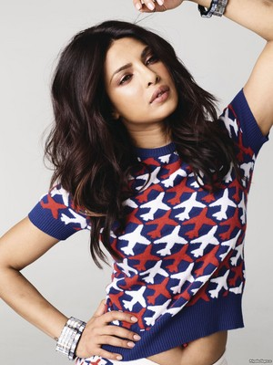Priyanka ~ Vogue India (2016)