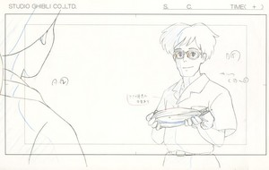 Production Art of My Neighbor Totoro
