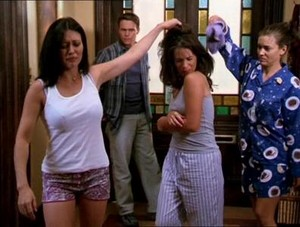 Prue Piper Phoebe and Leo 2