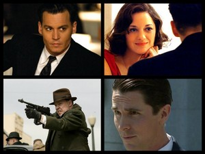 Public Enemies Collage