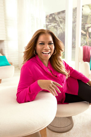 Queen Latifah - Good Housekeeping Photoshoot - 2013