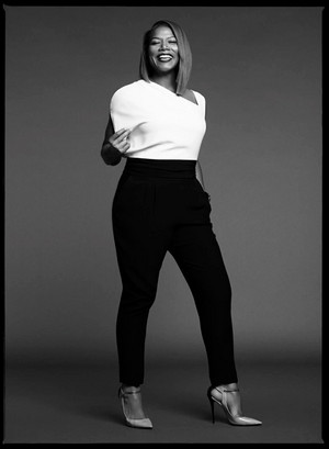 queen Latifah - InStyle Photoshoot - 2014