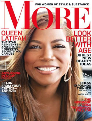 Queen Latifah - еще Magazine Cover - 2013
